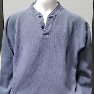 Men's EDDIE BAUER Gray Pullover